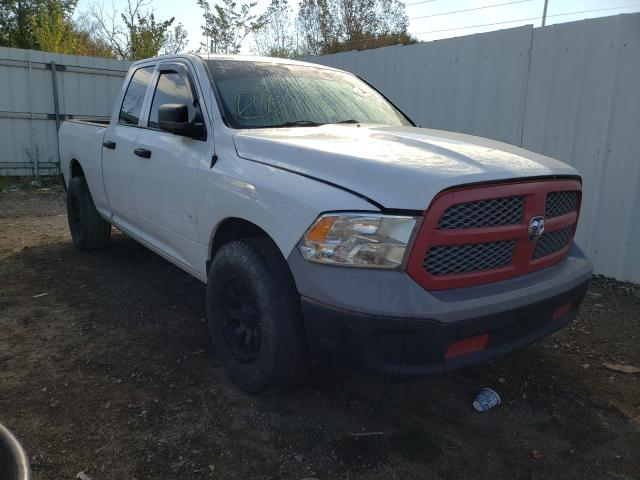 Salvage cars for sale from Copart Columbia Station, OH: 2014 Dodge RAM 1500 ST