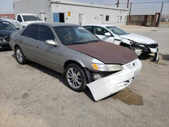 Toyota salvage cars for sale: 1998 Toyota Camry