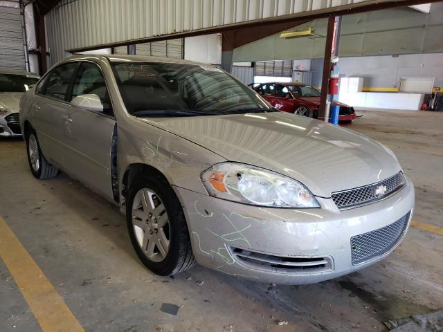Salvage cars for sale from Copart Mocksville, NC: 2012 Chevrolet Impala LT