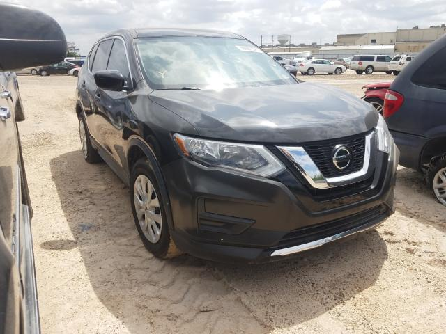 Salvage cars for sale at Mercedes, TX auction: 2018 Nissan Rogue S