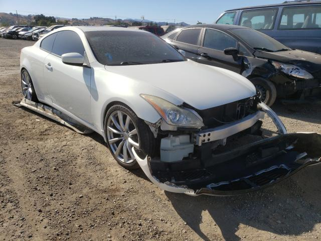 Salvage cars for sale from Copart San Martin, CA: 2009 Infiniti G37 Base