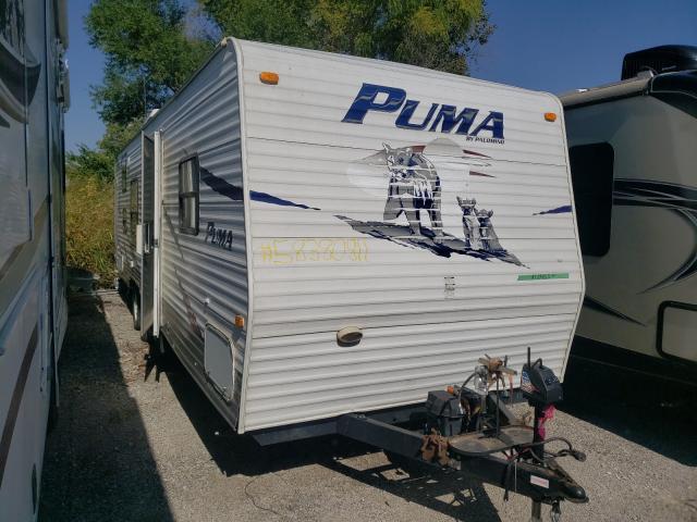 Puma salvage cars for sale: 2008 Puma Puma