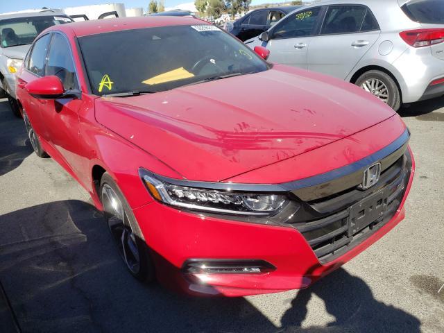 Vehiculos salvage en venta de Copart Martinez, CA: 2020 Honda Accord Sport