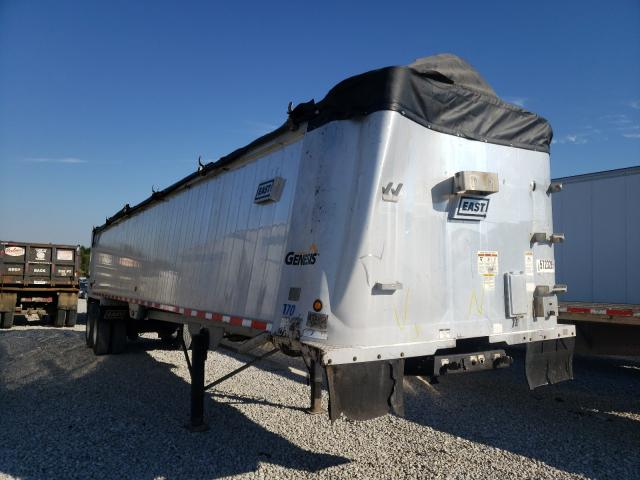 East Manufacturing salvage cars for sale: 2010 East Manufacturing Trailer