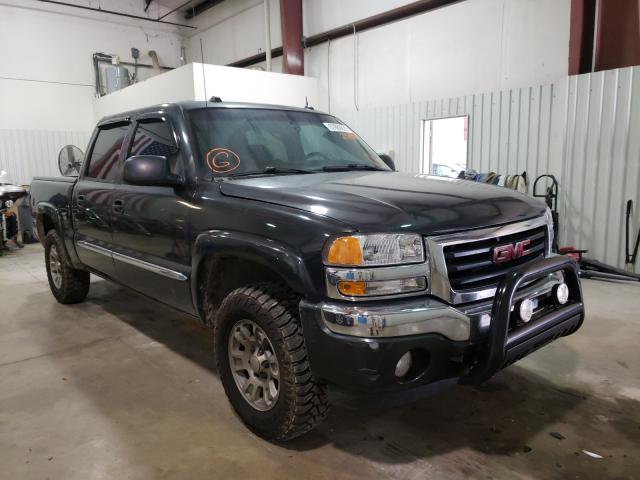 Salvage cars for sale from Copart Lufkin, TX: 2005 GMC New Sierra