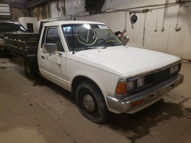 Nissan 720 salvage cars for sale: 1985 Nissan 720