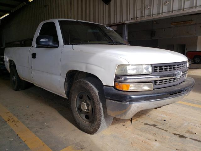 Salvage cars for sale from Copart Mocksville, NC: 1999 Chevrolet Silverado