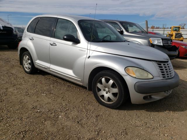 Salvage cars for sale from Copart Nisku, AB: 2003 Chrysler PT Cruiser