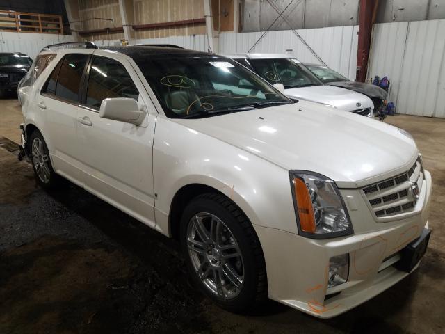 Cadillac SRX salvage cars for sale: 2008 Cadillac SRX