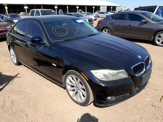Salvage cars for sale from Copart Phoenix, AZ: 2011 BMW 328 I Sulev