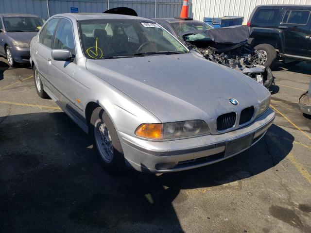 Salvage cars for sale from Copart Vallejo, CA: 1998 BMW 528 I Automatic
