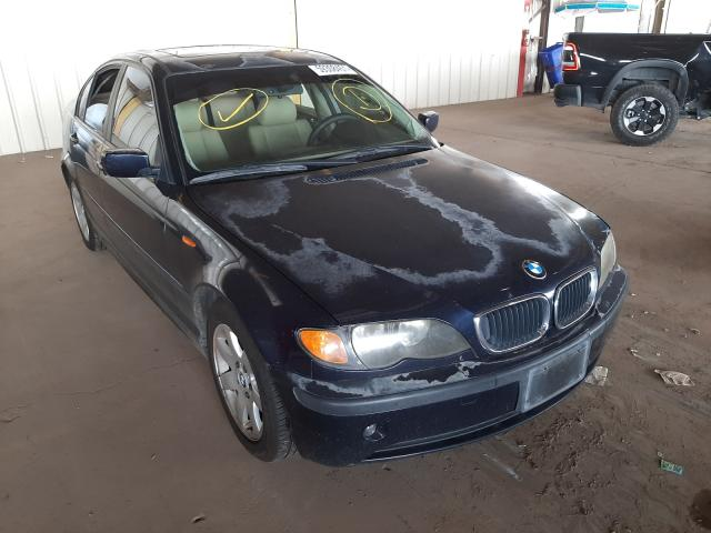 Salvage cars for sale from Copart Phoenix, AZ: 2003 BMW 325 I