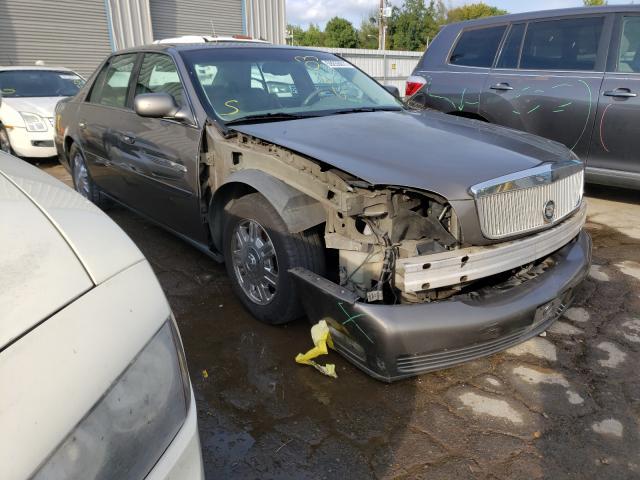 Cadillac Vehiculos salvage en venta: 2003 Cadillac Deville