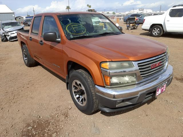 Salvage cars for sale from Copart Phoenix, AZ: 2004 GMC Canyon
