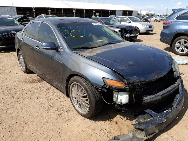 Salvage cars for sale from Copart Phoenix, AZ: 2008 Acura TSX