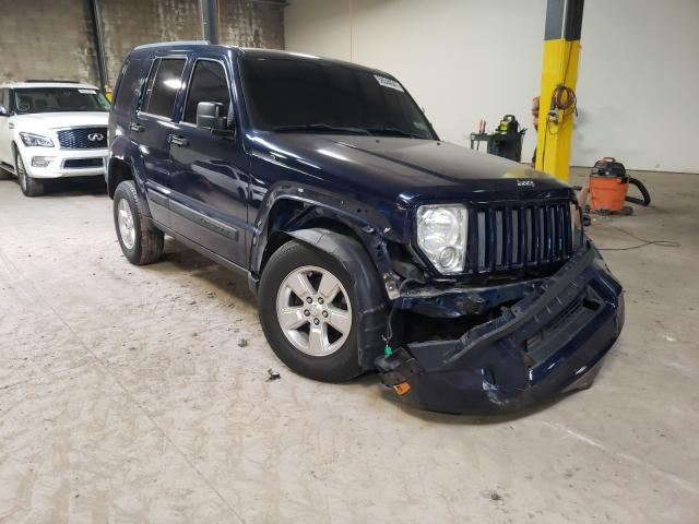 Salvage cars for sale from Copart Chalfont, PA: 2012 Jeep Liberty