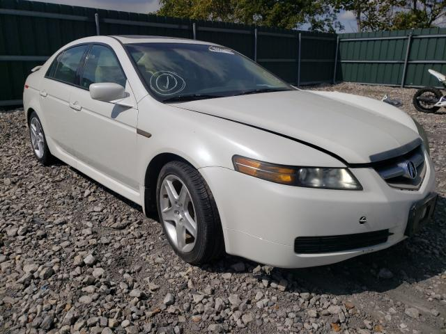 Salvage cars for sale from Copart Sikeston, MO: 2004 Acura TL