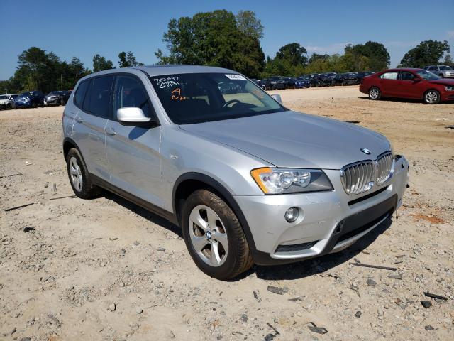 BMW X3 Vehiculos salvage en venta: 2011 BMW X3