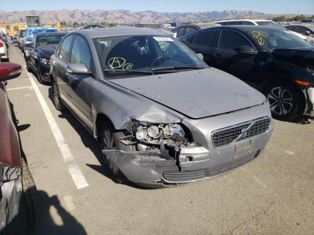 Salvage cars for sale from Copart San Martin, CA: 2005 Volvo S40 2.4I