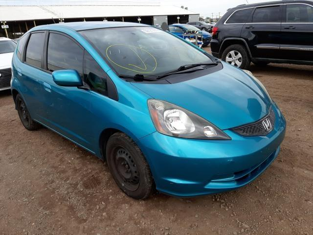 Salvage cars for sale from Copart Phoenix, AZ: 2012 Honda FIT