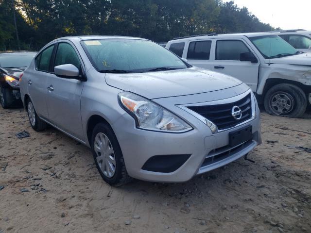 Vehiculos salvage en venta de Copart Austell, GA: 2019 Nissan Versa S