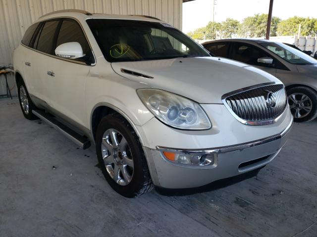 Salvage cars for sale from Copart Homestead, FL: 2008 Buick Enclave CX