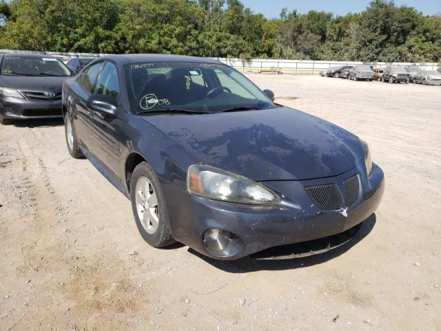 Pontiac salvage cars for sale: 2008 Pontiac Grand Prix