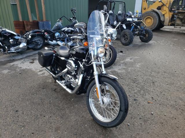 Salvage cars for sale from Copart Graham, WA: 2006 Harley-Davidson XL1200 L