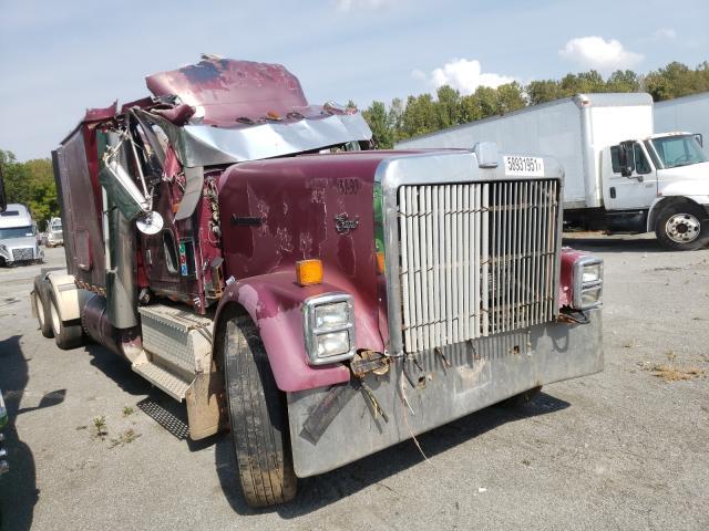 International 9000 9300 salvage cars for sale: 1996 International 9000 9300