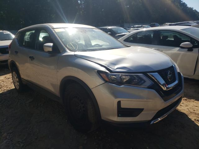 Salvage cars for sale from Copart Austell, GA: 2020 Nissan Rogue S