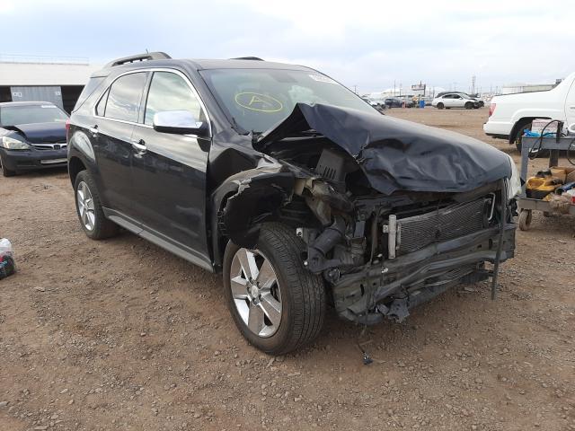 Salvage cars for sale from Copart Phoenix, AZ: 2015 Chevrolet Equinox LT