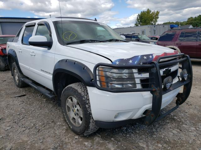 Salvage cars for sale from Copart Duryea, PA: 2007 Chevrolet Avalanche
