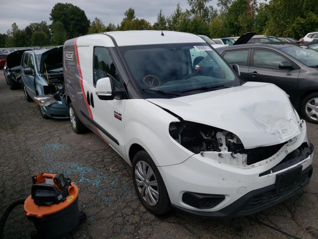Salvage cars for sale from Copart Portland, OR: 2018 Dodge RAM Promaster