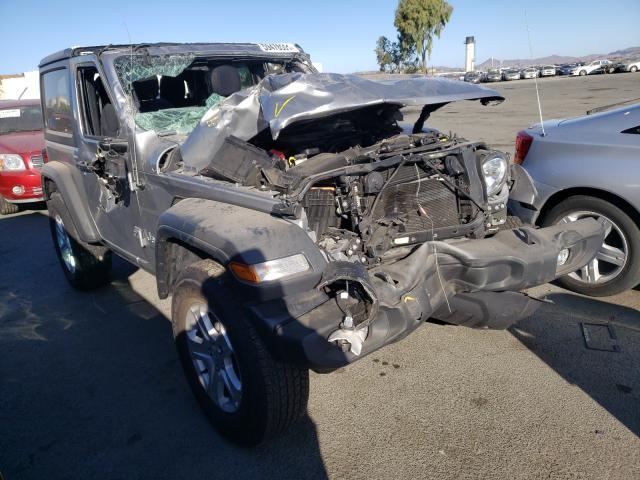 Vehiculos salvage en venta de Copart Martinez, CA: 2020 Jeep Wrangler S