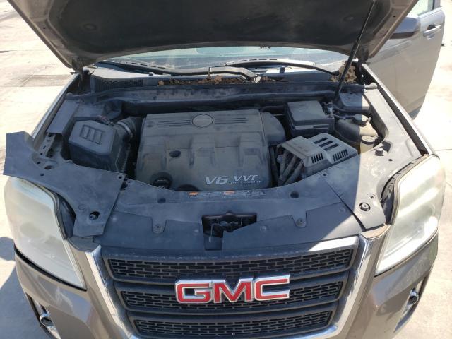 2012 GMC TERRAIN SL 2GKFLUE52C6307098