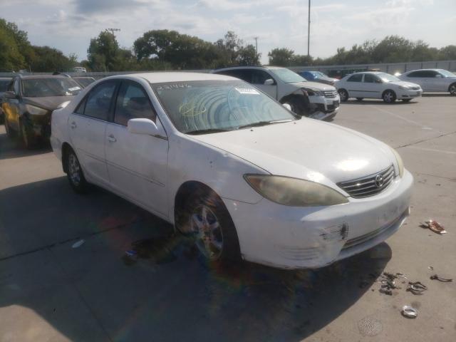Vehiculos salvage en venta de Copart Wilmer, TX: 2006 Toyota Camry LE
