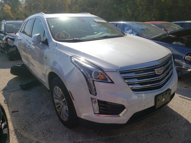 Cadillac Vehiculos salvage en venta: 2018 Cadillac XT5 Luxury