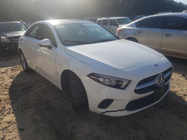 Salvage cars for sale from Copart Austell, GA: 2019 Mercedes-Benz A 220 4matic