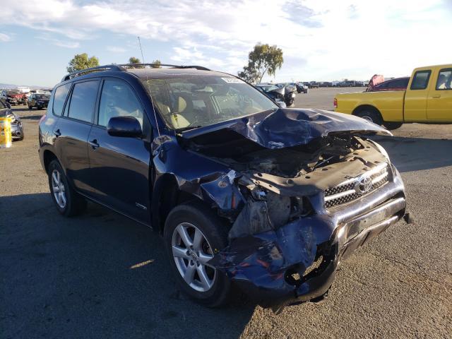 Vehiculos salvage en venta de Copart Martinez, CA: 2006 Toyota Rav4 Limited
