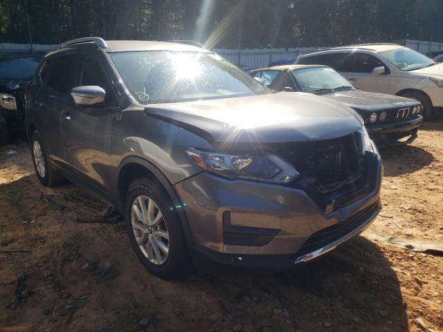 Salvage cars for sale from Copart Austell, GA: 2018 Nissan Rogue S