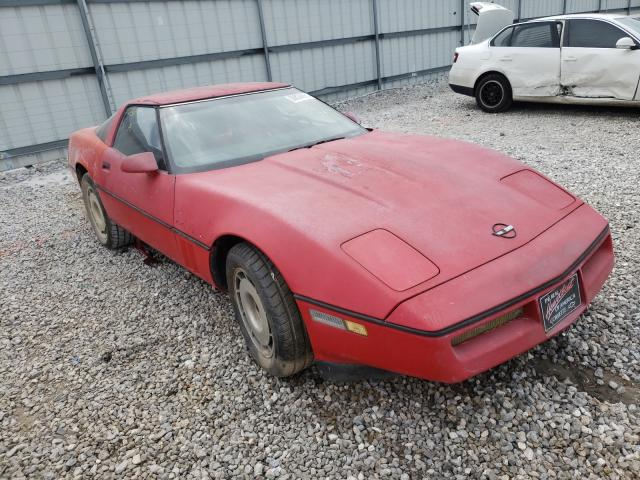 Salvage cars for sale from Copart Prairie Grove, AR: 1985 Chevrolet Corvette