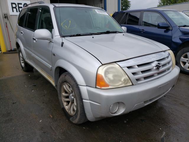 Salvage cars for sale from Copart Duryea, PA: 2006 Suzuki Grand Vitara