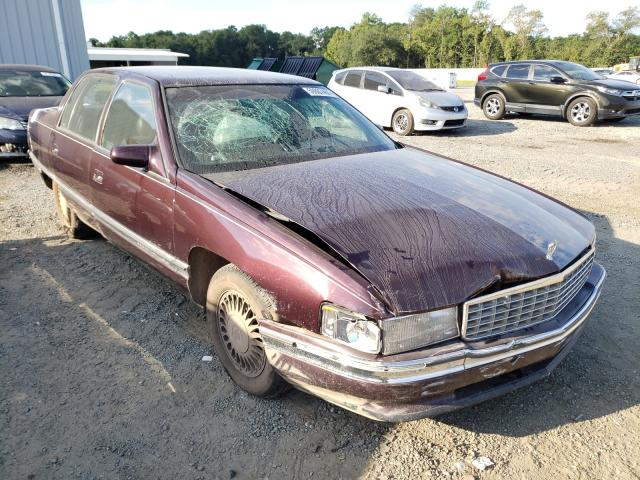 Cadillac Deville salvage cars for sale: 1995 Cadillac Deville