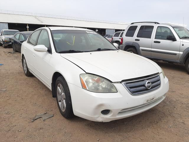 Salvage cars for sale from Copart Phoenix, AZ: 2003 Nissan Altima Base