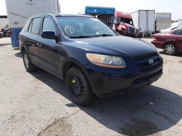 Salvage cars for sale at Tucson, AZ auction: 2008 Hyundai Santa FE