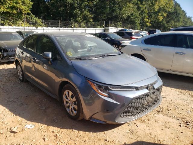 Vehiculos salvage en venta de Copart Austell, GA: 2020 Toyota Corolla LE
