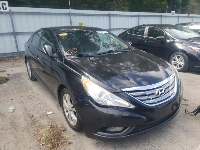 Salvage cars for sale from Copart Glassboro, NJ: 2011 Hyundai Sonata SE
