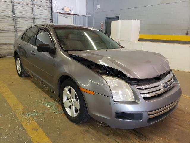 Salvage cars for sale from Copart Mocksville, NC: 2006 Ford Fusion SE