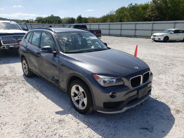 Salvage cars for sale at Prairie Grove, AR auction: 2015 BMW X1 SDRIVE2