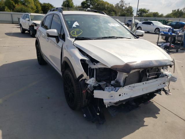 Vehiculos salvage en venta de Copart Wilmer, TX: 2017 Subaru Crosstrek